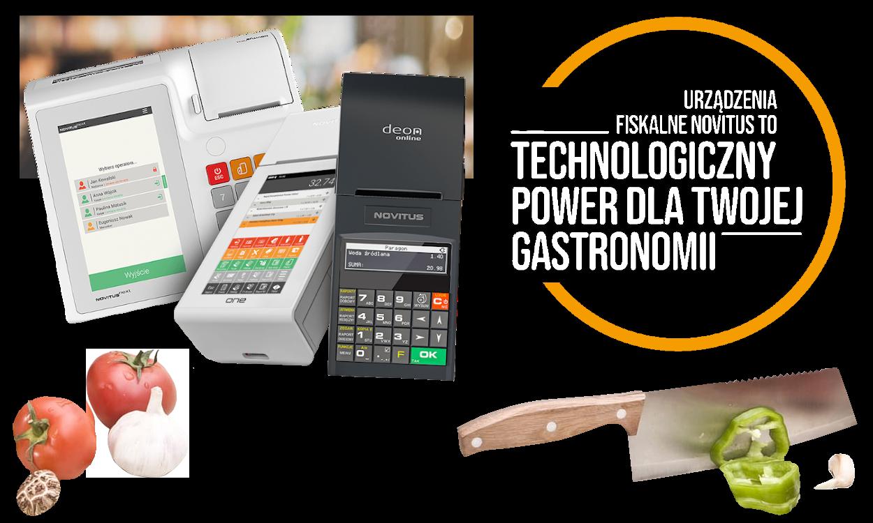 Technologiczny Power dla Twojej Gastronomii!