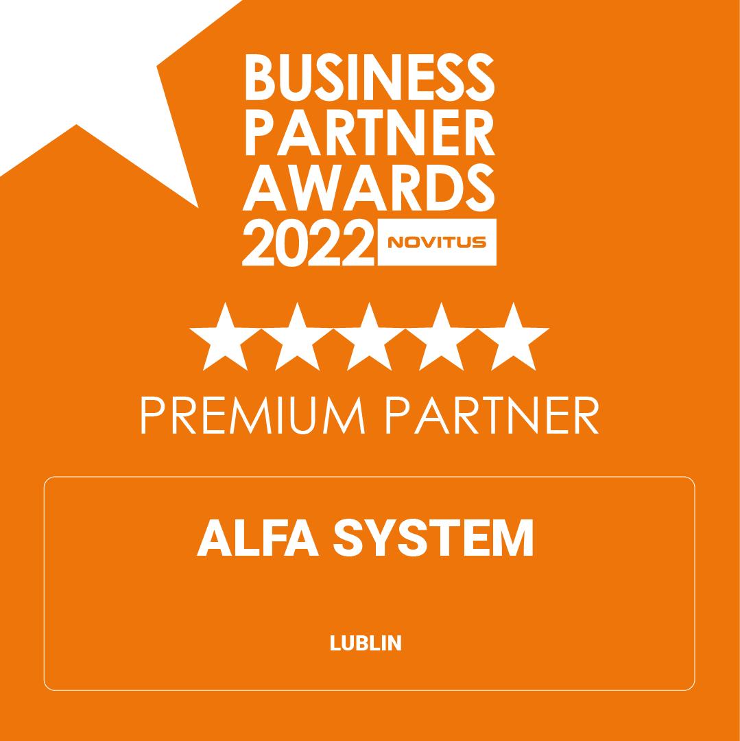 Novitus Premium Partner
